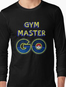 Pokemon Go! Long Sleeve T-Shirt