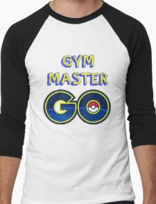 Pokemon Go! Men's Baseball ¾ T-Shirt