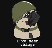 Pug of War One Piece - Short Sleeve