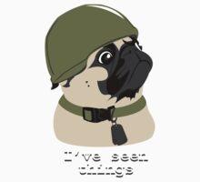 Pug of War Kids Tee