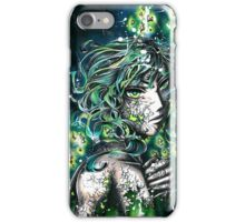 Poison in person iPhone Case/Skin