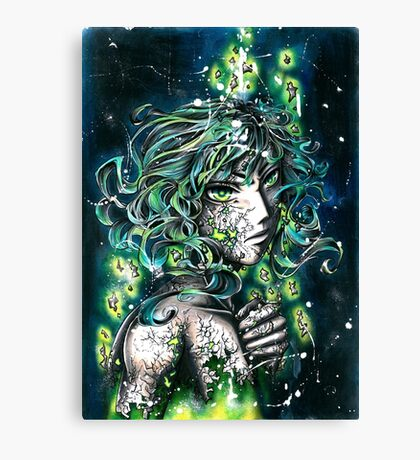 Poison in person Canvas Print
