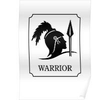 Warrior VRS2 Poster
