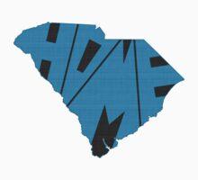 South Carolina HOME state design Kids Tee