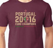 Portugal Euro 2016 Champions T-Shirts etc. ID-2 Unisex T-Shirt