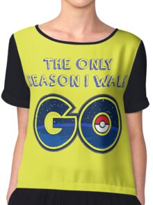 Pokemon! Chiffon Top