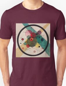 Kandinsky Abstract Painting Unisex T-Shirt