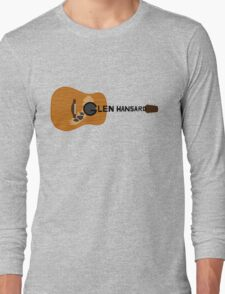 Hansard Guitar Long Sleeve T-Shirt