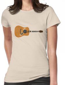 Hansard Guitar Womens Fitted T-Shirt