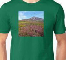 The Great Sugerloaf Mountain Co, Wicklow, Ireland Unisex T-Shirt