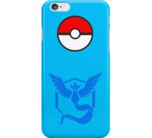 POKèMON GO - Blue Team iPhone Case/Skin