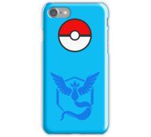 POKèMON GO - Blue Team iPhone Case/Skin