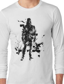Big Boss MGS3 Long Sleeve T-Shirt