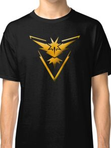 Pokemon GO - Team Instinct Classic T-Shirt
