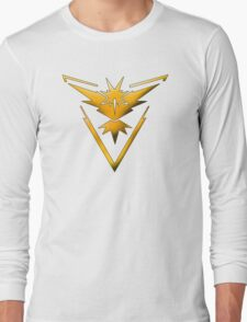 Pokemon GO - Team Instinct Long Sleeve T-Shirt