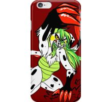 AriaSings - Aria Attacks! iPhone Case/Skin