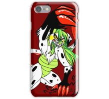 AriaSings - Aria Attacks! iPhone Case/Skin
