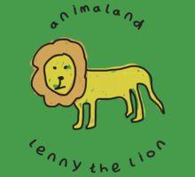 Lenny the Lion Kids Tee