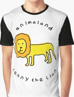 Lenny the Lion Graphic T-Shirt