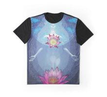 Lotus Rising  Graphic T-Shirt