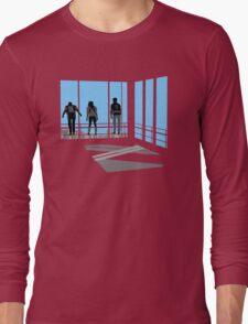 Life Moves Pretty Fast Long Sleeve T-Shirt