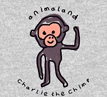 Charlie the Chimp Women's Fitted Scoop T-Shirt