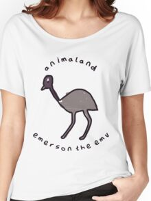 Emerson the Emu Women's Relaxed Fit T-Shirt