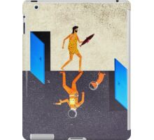 The Blue Door Adventures iPad Case/Skin