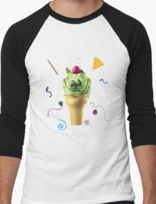 Bully Summer Flavour Men's Baseball ¾ T-Shirt