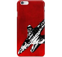 ME262 Jet Fighter of WW2 iPhone Case/Skin