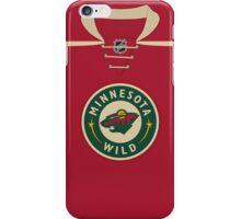 Minnesota Wild Home Jersey iPhone Case/Skin