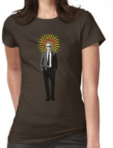 Rake Cleaver Greene Womens Fitted T-Shirt