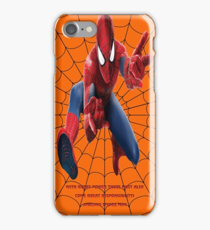 The Amazing Spider Man iPhone Case/Skin