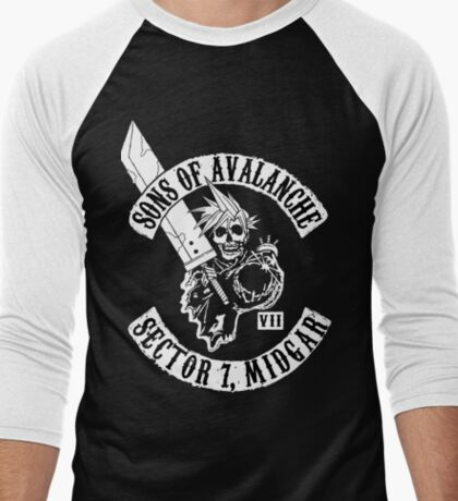 Sons Of Avalanche Men's Baseball ¾ T-Shirt