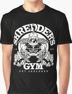 shredder's gym Graphic T-Shirt