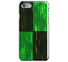 Cacti abstract iPhone Case/Skin