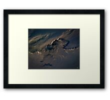 differences I Framed Print