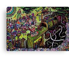 Filth Canvas Print
