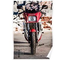 GPZ 900R A1 front Poster