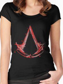ASSASSINS Women's Fitted Scoop T-Shirt