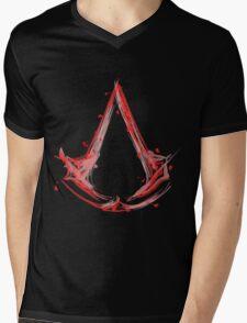 ASSASSINS Mens V-Neck T-Shirt