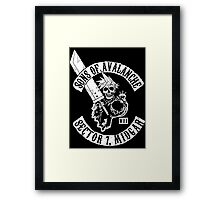 Sons Of Avalanche Framed Print