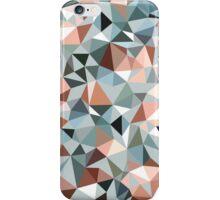 Colored triangle iPhone Case/Skin