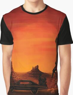 Desert Paradise- Supernatural  Graphic T-Shirt