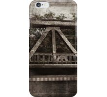 Iron Bridge iPhone Case/Skin