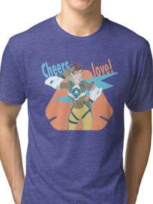 Cheers Tri-blend T-Shirt