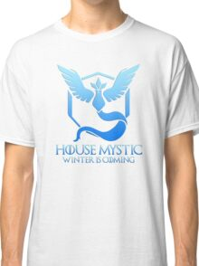 House Mystic (Game of Thrones + Pokemon GO) Special vers. Classic T-Shirt