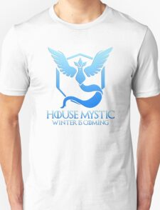 House Mystic (Game of Thrones + Pokemon GO) Special vers. Unisex T-Shirt