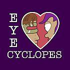 Eye Heart Cyclopes by BanzaiDesigns