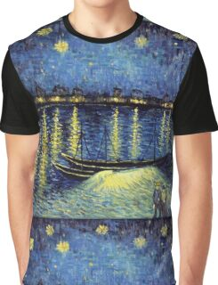 Vincent Van Gogh painting Graphic T-Shirt
